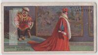 Henry VIII Dismisses Cardinal Thomas Wolsey 100+ Y/O Trade Ad Card
