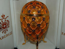 Faberge Coronation Egg, Brand New In Box, Never Displayed