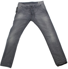 Diesel kakee slim carrot fit mens jeans wash 008QP W32 L32