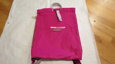 Marc Jacobs NY Active Nylon Small Backpack Magenta $175 BLOWOUT Authentic NWT
