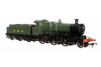 Dapol 4S-043-003 OO Gauge Mogul 2-6-0 Green GWR/BR Smokebox Numberplate