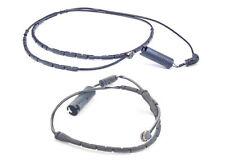 Front + Rear Brake Pad Wear Sensor for BMW E46 318i 320i 323Ci 323i 325i 328i
