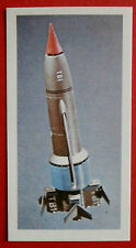 Barratt THUNDERBIRDS 2nd Series Card #27 - Thunderbird 1, the Spearhead Craft