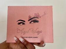 Angel Wings Luxury Mink Lash Kit