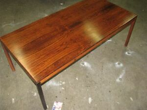 Rosewood Coffee Table Antique Furniture For Sale Ebay