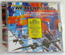VARIOUS - THE WEEKENDANCE SELECTION VOL.1 - 2 CD Sigillato