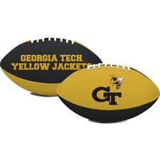 Georgia Tech Yellow Jackets Junior Size Tailgater Football - Great Fan Gift