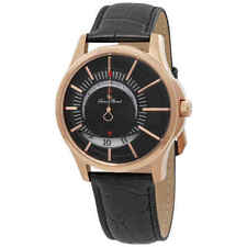 Lucien Piccard Vertigo Mono-Hand Dual-Disc Men's Watch LP-40024-RG-01