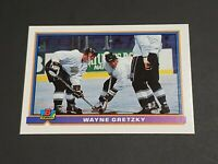 1991 Bowman Preview Promo *Rare* Wayne Gretzky Mint