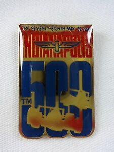 1994 Indianapolis 500 Event Collector Lapel Pin Indy500 IndyCar