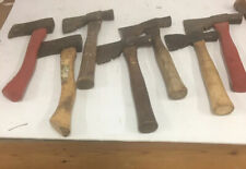 Lot Of 7 Vintage Hatchets Look To Be Mostly Or All Usa