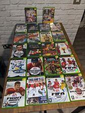 Bundle Job Lot Original Microsoft Xbox Games 22 games in total