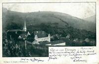 Ansichtskarte Ebringen 1902  (Nr.788)