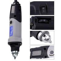 400W Die Grinder Power Drill Smerigliatrice Trapano 6 velocità variabile EU kit