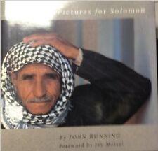 John Running~PICTURES FOR SOLOMON~SIGNED 1ST/DJ~NICE COPY
