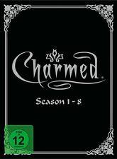 CHARMED 1-8 ZAUBERHAFTE HEXEN DEUTSCHE DVD KOMPLETTEBOX STAFFEL 1 2 3 4 5 6 7 8