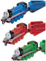 TAKARA TOMY THOMAS & FRIENDS BERT MIKE REX Arlesdale Railway Plastic Diecast set