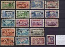 !  Lebanon 1925-1929. Lot Of 19   Stamp. YT#. €92.00 !