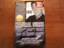 """Kevin Trudeau Natural Cures """"They"""" Don't Want You to Know About in awesome COND!"""