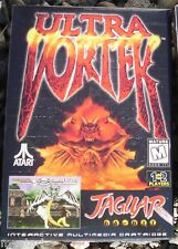 Ultra Vortek Atari Jaguar Cartridge New In the Box! NIB