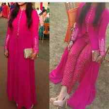 georgette Salwar Kameez Bollywood Design Indian pakistani shalwar suit readymade