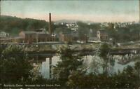 Norwich CT Municipal Gas & Electric Plant Unused c1910 Postcard