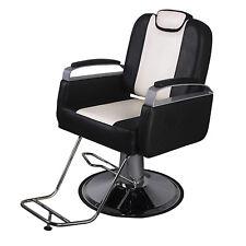 All Purpose Fashion Reclining Hydraulic Barber Salon Beauty Spa Chair Shampoo
