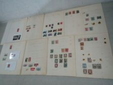 Nystamps Italy Eritrea Libya many mint old stamp collection