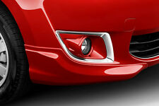 2015 GENUINE MITSUBISHI MIRAGE FRONT LIP SPOILER  Infrared red (P19) MZ576430EX