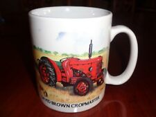 Norfolk China Ceramic Mug DAVID BROWN CROPMASTER By SUE PODBERY