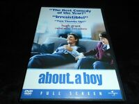 SALE!!  About A Boy  *LIKE NEW/FREE SHIPPING*  (Hugh Grant/DVD/2002)