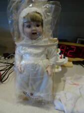 "Vintage Avon 1984 Gallery Originals Shelburne Museum 12"" Doll Handpainted"