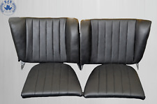 Back Seat Emergency Seats Child's Seat Fits Porsche 911 912, Black New