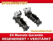 2x SAUGROHRKLAPPE + STELLMOTOREN VW Touareg 7LA, 7L6, 7L7 3.0 V6 TDI 2967