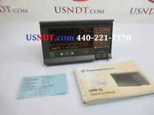 GE Inspection Krautkramer USN 52 Ultrasonic Flaw Detector  NDT Olympus