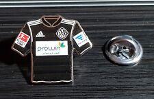 VFR Aalen Pin Football Jersey Prowin Black Bundesliga and Hermes Patch
