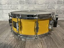 """Sonor Force 3003 14"""" x 5.5"""" Maple Shell 10 Lug Snare Drum / Hardware #SN795"""