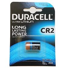 1x Pila Duracell CR2 3V LITIO CAMARA FOTO CR-2-1BP BATTERY