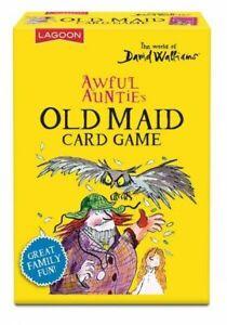 David Walliams - Awful Aunties Old Maid Card Game