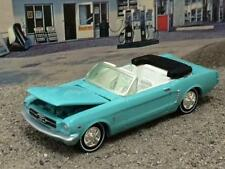 1st Gen 1965 - 1973 Ford Mustang Convertible V-8 1/64 Scale Limited Edition B52