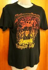 NIGHTMARE BEFORE CHRISTMAS small T shirt Psychedelic Jack tee Halloween Town