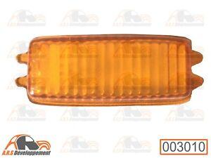 Cabochon clignotant citroen 2cv  AZAM 66 à 70 - Mehari  - 003010 -