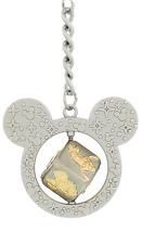 Disney Parks ~ Mickey Mouse Cube Spinner Keychain