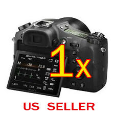 1x Clear LCD Screen Protector Guard Cover Film Sony Cyber-shot DSC-RX100 Camera