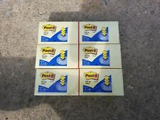 Post It Pop Up Sticky Note R350 Yw 3x5 Inches Yellow Lot X 3 Total 36 Pads