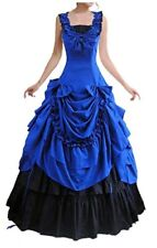 Costume Partiss Bowknot Ballgown Gothic Lolita Evening Dress Wine Red, XX-Large