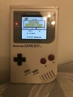 Original Nintendo Game Boy Gameboy DMG IPS V3 backlight