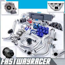 Civic SI EF EG EK D15 D16 D16A D15A D15B D16Y D15A2 T3/T4 T3 Turbo Kit Bolt On