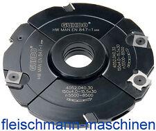 Guhdo Verstellnuter 150x4-15,5x30 bis 45 mm Nuttiefe