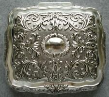 Caja de chucherías de plata